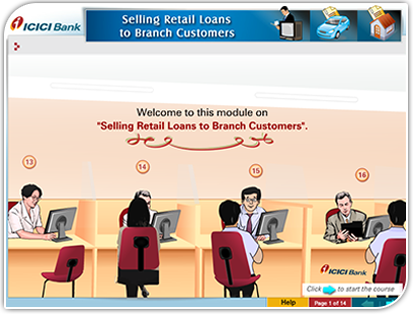 Selling Loans to Retail Customers