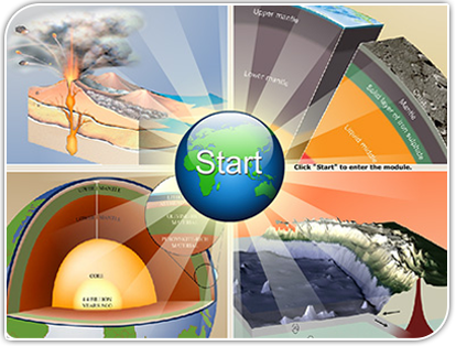 K-12 Demo Structure of the earth
