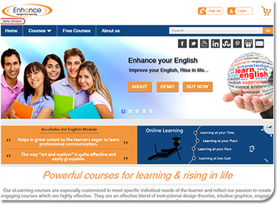 Home Page for School LMS: Grade 3 – 6 / Grade 6 – 9