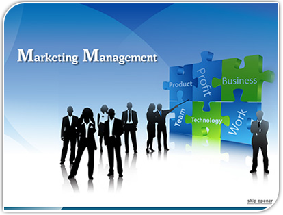 Basics of Marketing Demo: Marketing Management