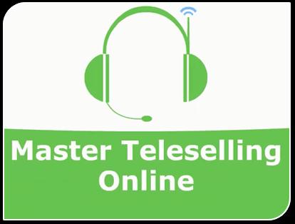 Master Teleselling online